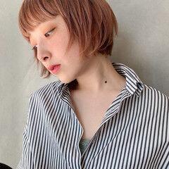 グラボブ ナチュラル 阿藤俊也 ボブ ヘアスタイルや髪型の写真・画像