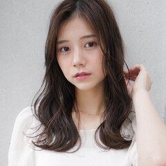 前髪 似合わせカット ひし形シルエット 髪質改善トリートメント ヘアスタイルや髪型の写真・画像