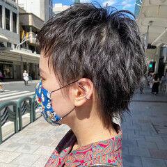 ナチュラル ショート ショートヘア 大人ショート ヘアスタイルや髪型の写真・画像