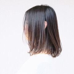 ふわふわ 大人女子 外国人風 ミディアム ヘアスタイルや髪型の写真・画像