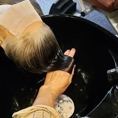 トリートメント 髪の病院 髪質改善 ショート ヘアスタイルや髪型の写真・画像