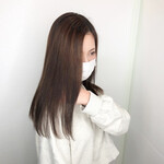 ストレート 髪質改善トリートメント 髪質改善 ロング