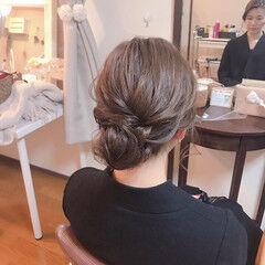 結婚式 エレガント 和装ヘア 卒業式 ヘアスタイルや髪型の写真・画像