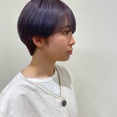 ガーリー マッシュMIX マッシュ マッシュショート ヘアスタイルや髪型の写真・画像