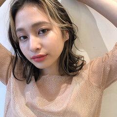 インナーカラー/ホヅミ チサキさんが投稿したヘアスタイル