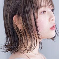 大人可愛い グレージュ ナチュラル シアーベージュ ヘアスタイルや髪型の写真・画像