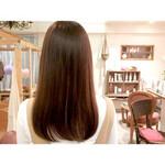 髪質改善 TOKIOトリートメント 透明感カラー ミニボブ