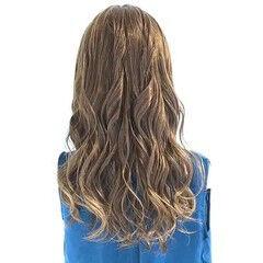 フェミニン ロング 巻き髪 女子力 ヘアスタイルや髪型の写真・画像