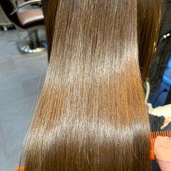 ナチュラル 髪質改善 髪質改善トリートメント TOKIOトリートメント ヘアスタイルや髪型の写真・画像