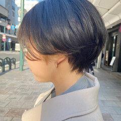 ショート ショートヘア 大人ショート ショートボブ ヘアスタイルや髪型の写真・画像