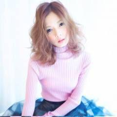ヘアアレンジ モテ髪 コンサバ 外国人風 ヘアスタイルや髪型の写真・画像