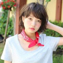 切りっぱなしレイヤー&パーマ Un ami 増永さんが投稿したヘアスタイル