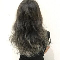 セミロング モード デート 美容師ピックアップ ヘアスタイルや髪型の写真・画像
