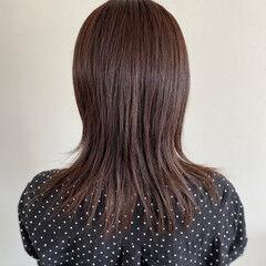 縮毛矯正 髪質改善カラー 髪質改善 脱縮毛矯正 ヘアスタイルや髪型の写真・画像