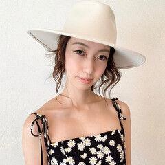 ヘアアレンジ ミルクティー ロング 三つ編み ヘアスタイルや髪型の写真・画像