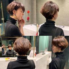 フェミニン 田丸麻紀 パーマ 辺見えみり ヘアスタイルや髪型の写真・画像