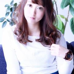 モテ髪 コンサバ 大人かわいい 夏 ヘアスタイルや髪型の写真・画像