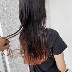 艶カラー 圧倒的透明感 エレガント おしゃれさんと繋がりたい ヘアスタイルや髪型の写真・画像