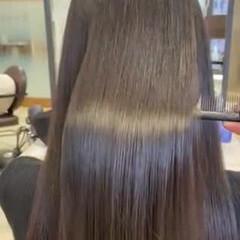 髪質改善 大人女子 大人可愛い 髪質改善トリートメント ヘアスタイルや髪型の写真・画像