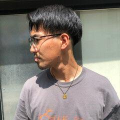 刈り上げ ツーブロック ショート メンズ ヘアスタイルや髪型の写真・画像