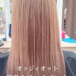 セミロング ナチュラル 髪質改善 髪質改善トリートメント