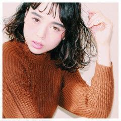 谷口 翠彩 / トレンド×小顔カット♪さんが投稿したヘアスタイル