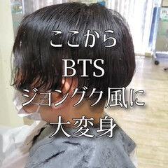 門井 康太さんが投稿したヘアスタイル