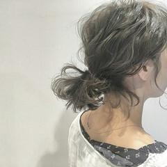 アッシュ ストリート ボブ 外国人風 ヘアスタイルや髪型の写真・画像