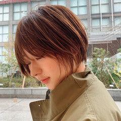ガーリー 阿藤俊也 ボブ PEEK-A-BOO ヘアスタイルや髪型の写真・画像