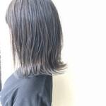 ナチュラル ボブ 艶髪