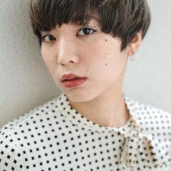 木村カエラ ショート ストリート 春 ヘアスタイルや髪型の写真・画像