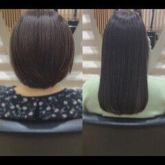 ロング 髪質改善 ロングヘア 髪質改善トリートメント ヘアスタイルや髪型の写真・画像