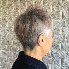 ツーブロック ショート ベリーショート 刈り上げ女子 ヘアスタイルや髪型の写真・画像