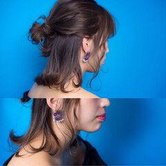 宮本英里香さんが投稿したヘアスタイル