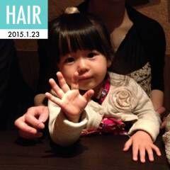 ポニーテール ヘアスタイルや髪型の写真・画像