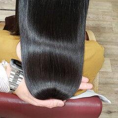 セミロング 頭皮ケア 名古屋市守山区 髪質改善 ヘアスタイルや髪型の写真・画像