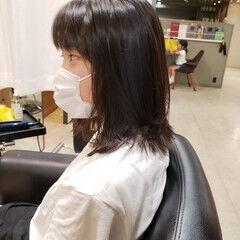ミディアムレイヤー ミディアム 本田翼 レイヤースタイル ヘアスタイルや髪型の写真・画像