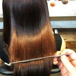 美髪 ナチュラル 髪質改善 縮毛矯正