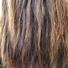 ロング ガーリー トレンド ヘアスタイルや髪型の写真・画像