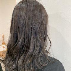 大人可愛い ベージュ 透明感カラー ナチュラル ヘアスタイルや髪型の写真・画像