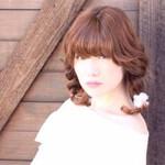 コンサバ ヘアアレンジ モテ髪 ミディアム