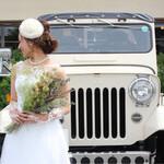ブライダル ガーリー ヘアアレンジ 結婚式