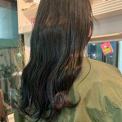 ナチュラル アッシュグレージュ グレーアッシュ グレージュ ヘアスタイルや髪型の写真・画像
