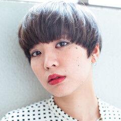 木村カエラ モード マッシュ 外国人風 ヘアスタイルや髪型の写真・画像
