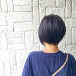 ショートヘア ショートボブ ナチュラル ショート
