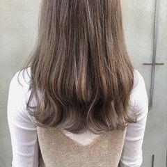 外国人風カラー ヘアアレンジ アンニュイほつれヘア デート ヘアスタイルや髪型の写真・画像