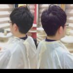 社会人の味方 ショート メンズスタイル ショートヘア