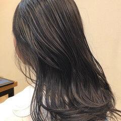 極細ハイライト コントラストハイライト 3Dハイライト コンサバ ヘアスタイルや髪型の写真・画像