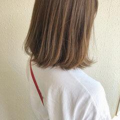 ボブ ショートヘア 外ハネボブ モテボブ ヘアスタイルや髪型の写真・画像