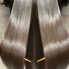 髪質改善 最新トリートメント ロング トキオトリートメント ヘアスタイルや髪型の写真・画像